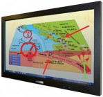 "65"" Genee Touch Screen-  Standard"