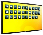 "Philips 65"" BDL6545AT MultiTouch LCD Screen"