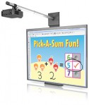 "SMART Board 480 77"" Interactive whiteboard"