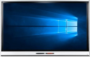 """Smart 75"""" 6375-PENT Interactive Display combined with Smart notebook software , Intel Pentium 4200 and IQ"""